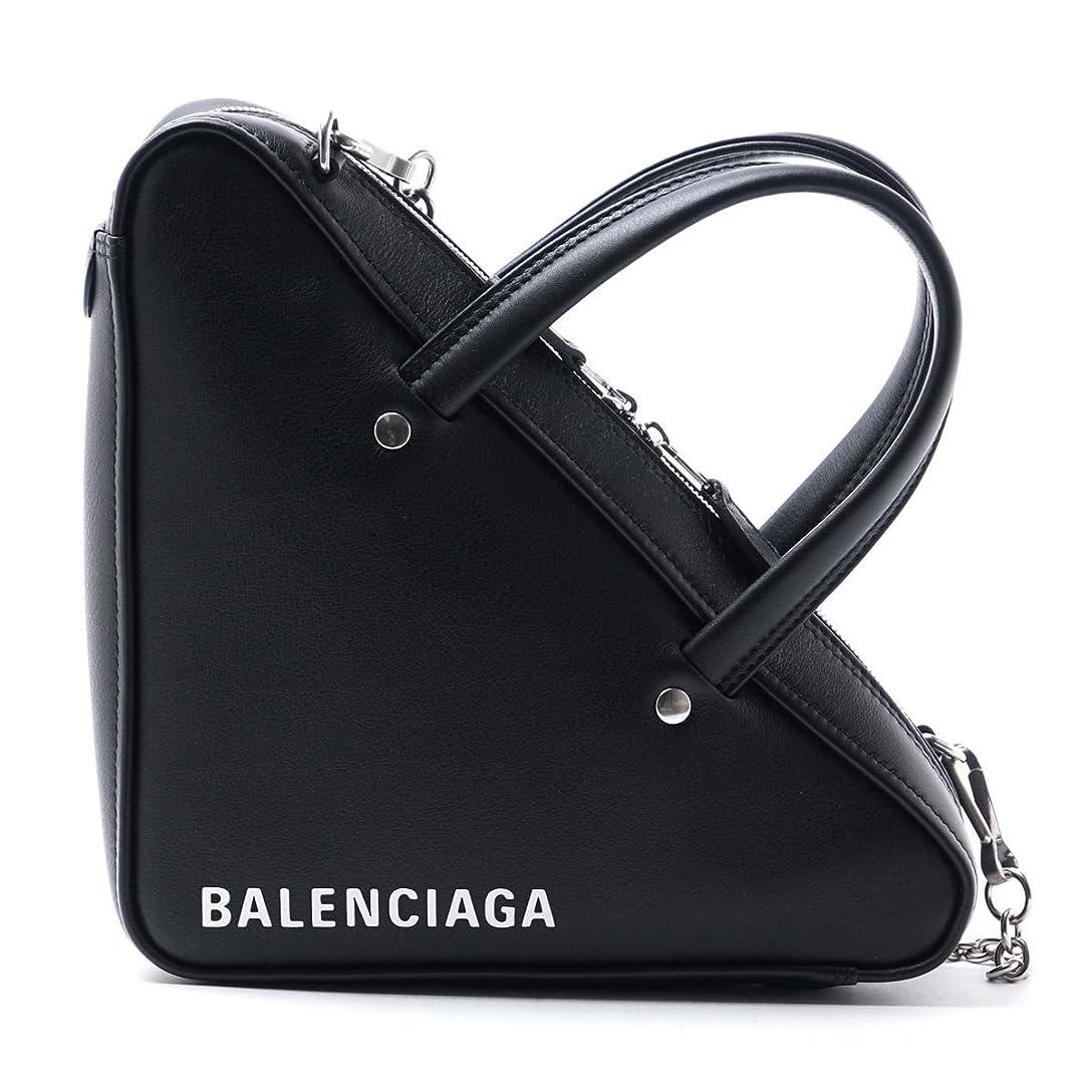 売上高きゅうり別に(バレンシアガ) BALENCIAGA ハンドバッグ 2WAY TRIANGLE DUFFLE XS トライアングル [並行輸入品]