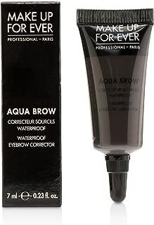 Make Up For Ever Aqua Brow - Waterproof Eyebrow Corrector 40 - Brown Black