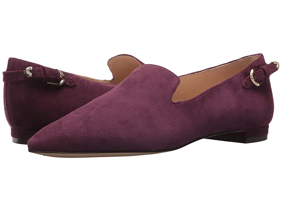 Nine West Andsey (Dark Purple Suede) Women
