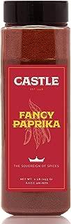 Castle Foods | Ground Fancy Paprika, 1 lb Premium Restaurant Quality