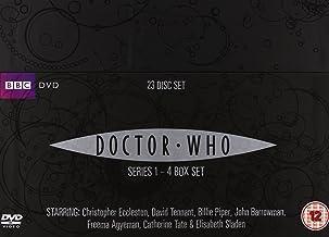 Doctor Who - Complete Series 1-4 Box Set [Reino Unido] [DVD]