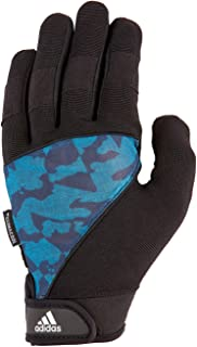 Adidas Full Finger Performance Gloves - Camo