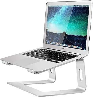 Smilee Laptop Stand, Aluminum Computer Riser, Ergonomic Laptops Elevator for Desk, Metal Holder Compatible with 10 to 15.6...