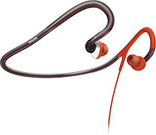 Philips ActionFit SHQ4000/28 Neckband Headphones (Discontinued by Manufacturer)