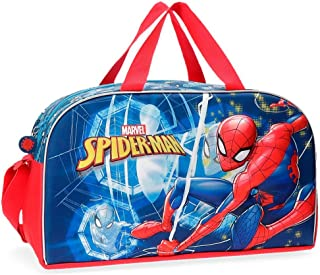 Spiderman Neo Travel bag 45 cm. Front part in 3D