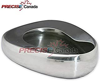 PRECISE CANADA PC Stainless Steel Bed Pans - Adult: 14