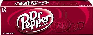 Dr Pepper, 12 PK, 12 Fl oz Cans