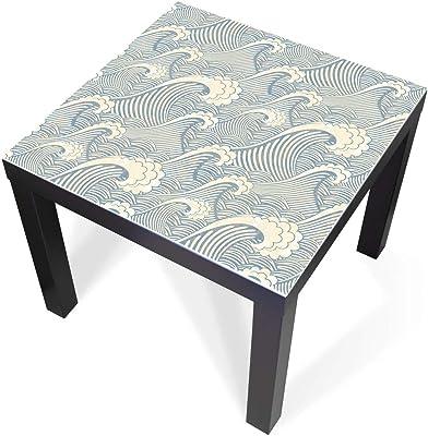 Banjado Glasplatte Fur Ikea Lack Tisch 55x55cm Abdeckplatte Aus