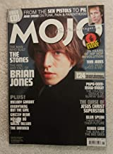 The Man Who Built The Rolling Stones - The Rise & Fall of Brian Jones - Mojo Magazine - Issue #225 - August 2012 - Public Enemy: 25 Years of Hip-Hop Revolution, The Curse of Jesus Christ Superstar, Robin Gibb (Bee Gees) articles