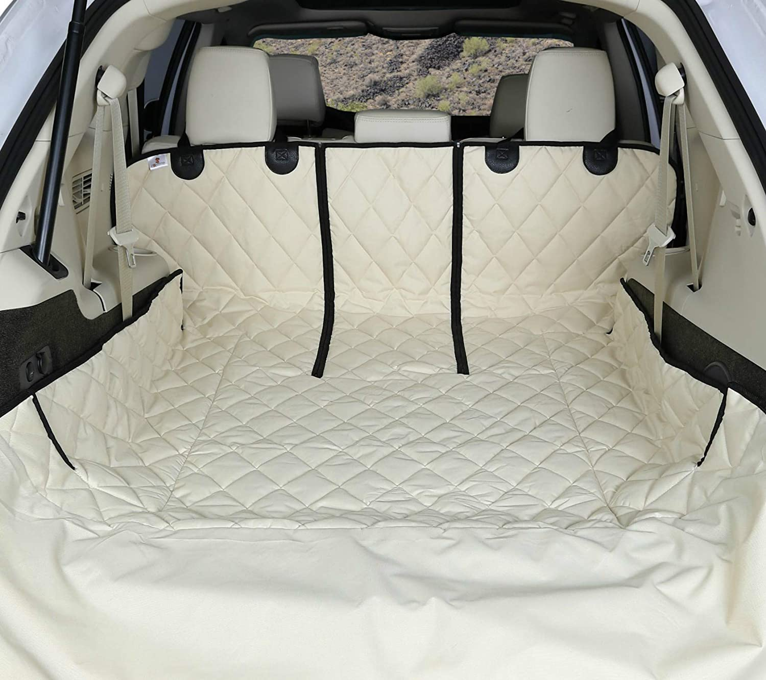 4Knines SUV Cargo Liner for Be super welcome Fold Down and 40 - Ar 60 Split Max 88% OFF Seats