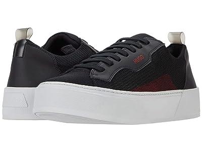 BOSS Hugo Boss Volcano Tenn Sneakers (Black) Men