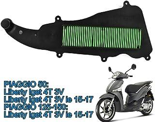 Suchergebnis Auf Für Piaggio Liberty 50 Luftfilter Filter Auto Motorrad