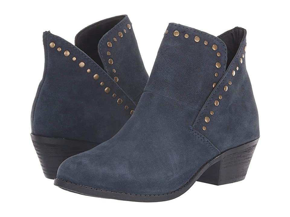 Me Too Zane (Navy Suede) Women