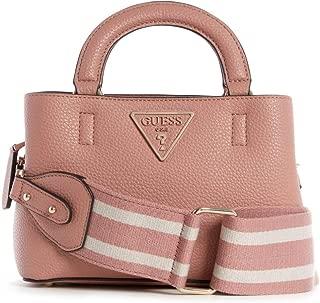 GUESS Womens Mini-Bags, Pink (Mocha Multi) - VG743976