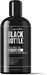 Antifungal Soap With Tea Tree Oil and Active Ingredient Proven Clinically Effective For Jock Itch, Athletes Foot, Ringworm...