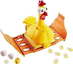 Mattel Games Gack, Gack Juguete interactivos - Juguetes interactivos (Gack, Amarillo, Animal, Pollo, 4 año(s), Niño/niña, Caja)