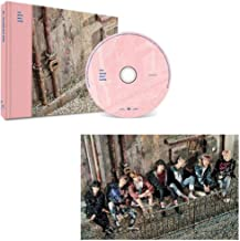 BTS Wings You Never Walk Alone Bangtan Boys Music (Right Version) Album CD+Poster+Photobook+Photocard+Gift (Extra 6 BTS Photocards Set)