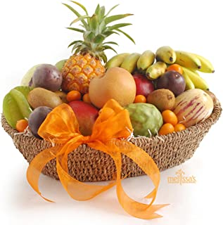 Melissa's Deluxe Exotic Fruit Basket, (7 lbs.)