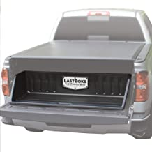 Last Boks Full-Size Truck Cargo Box, a Truck Bed Organizer for Carrying and securing Your Groceries, Sports Equipment, Tools and Much More. LastBoks Truck Accessory Protects Cargo and Your Vehicle.
