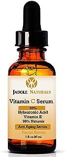Naturals Vitamin C Facial Serum 20% Hyaluronic
