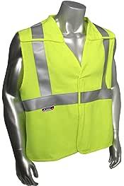 3X-Large Radians SV4OM3X Economy Class 2 Breakaway Mesh Safety Vests Orange