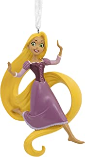 Hallmark Christmas Ornaments, Disney Tangled Rapunzel Ornament