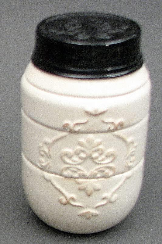 Ceramic Mason Jar Measuring Cups 4pc Set White By IWGAC
