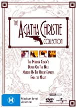 Death on the Nile / Endless Night / Murder on the Orient Express / the Mirror Crack'd (agatha Christie Collection) (4 Discs)