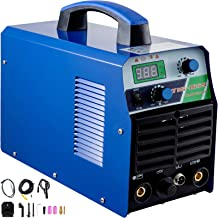 Mophorn Tig Welder 140 Amp Tig Stick Welder 110V/220V Dual Voltage Portable Tig Welding Machine TIG ARC MMA Stick IGBT DC Inverter Welder Combo Welding Machine(TIG 140 Amp)