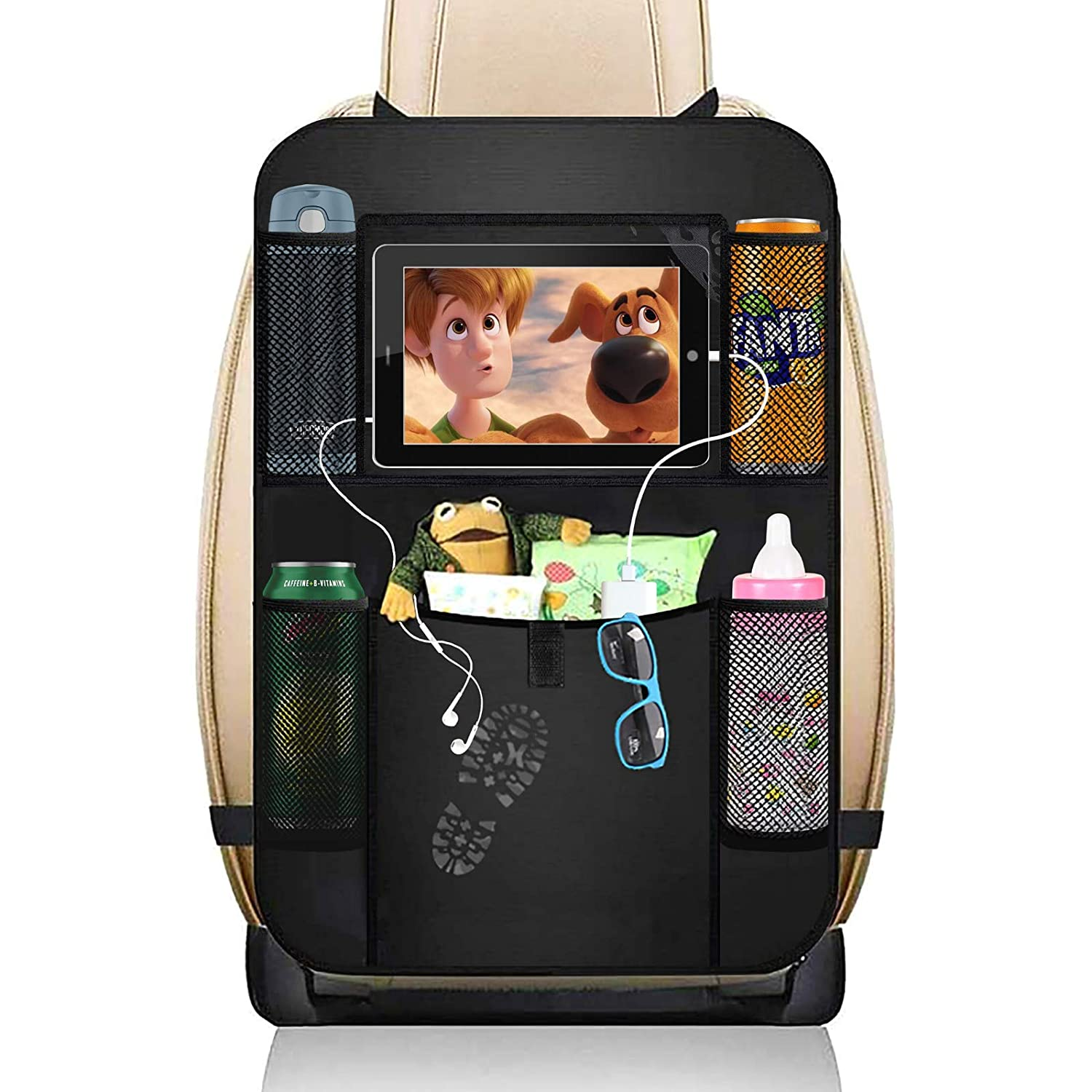 Nothomme Car Backseat Organizer - Seat Wholesale Baltimore Mall Or Back Multi-Pockets