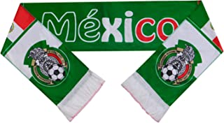 Mexico 2018 World Cup Fans Scarf National Team Scarf Flag Banner Football Cheerleaders Scarves