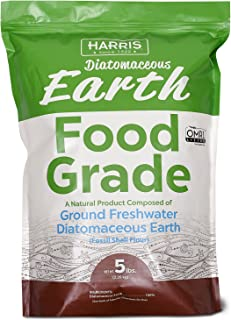 Best harris diatomaceous earth food grade uses Reviews