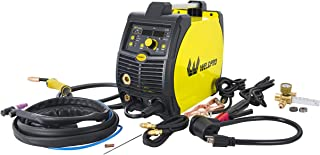 Weldpro 200 Amp Inverter Multi Process Welder with 3 Year Warranty Dual Voltage 220V/110V...