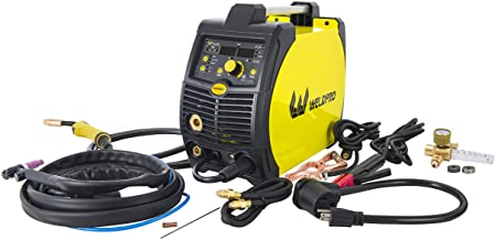 2020 Weldpro 200 Amp Inverter Multi Process Welder with Dual Voltage 220V/110V Mig/Tig/Arc Stick 3 in 1 welder/welding mac...