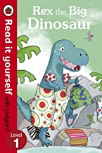 Read It Yourself Rex the Big Dinosaur (mini Hc): Level 1