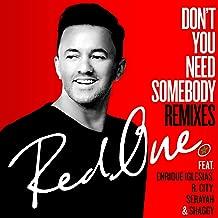 Don't You Need Somebody (feat. Enrique Iglesias, R. City, Serayah & Shaggy) [Tropixx Island House Remix]