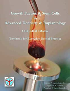 Growth Factors & Stem Cells in Advanced Dentistry & Implantology: CGF-CD34+ Matrix, CGF - Concentrated Growth Factors - CD34 positive Stem Cells. IPG DentistEdu Technique