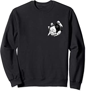 Peeking Kitten Sweatshirt