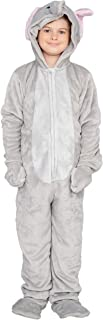 Child Elephant Flappy Suit Halloween Costume Jumpsuit
