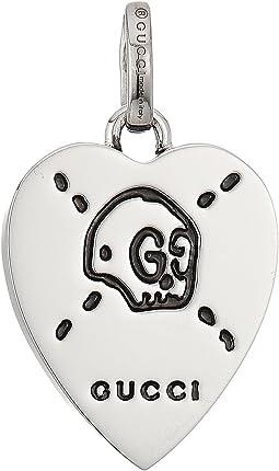 Gucci - Ghost, Heart, Skulls & Stars Charm