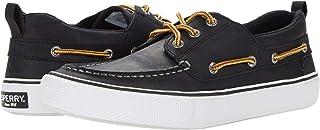 Sperry Men's Bahama 3-Eye Textile Boat Shoe