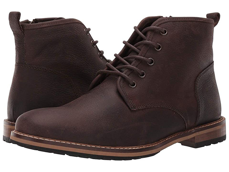 Crevo Kelston (Dark Brown Leather) Men