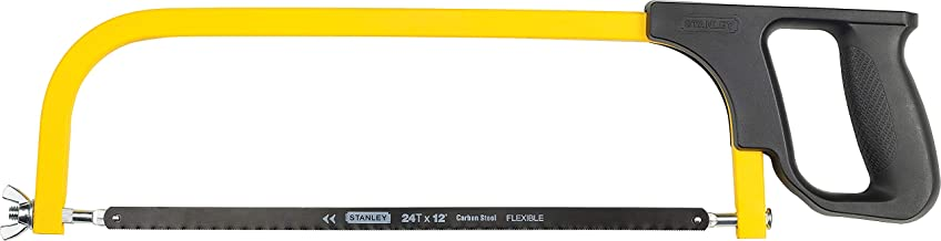 "Stanley 12"" Fixed Hacksaw - E-20206"