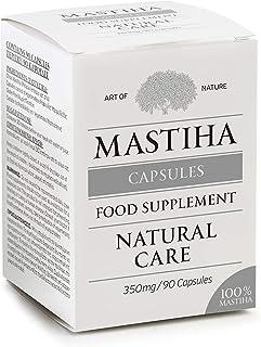 Mastiha Capsules Food Suplement Caps 90'S