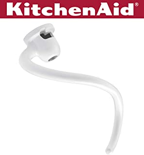 KitchenAid KNS256CDH Spiral Coated Dough Hook - Fits Bowl-Lift models KV25G and KP26M1X