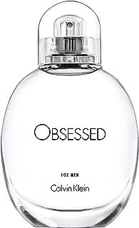 Calvin Klein Obsessed for Men Eau De Toilette, 6.7 Fl Oz