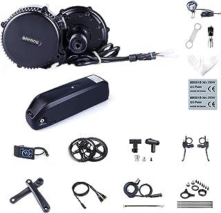 BAFANG BBS02B 48V 750W Mid Drive Electric Bike Motor Ebike Conversion Kit Mid Motor for Mountain Bike Road Bike, Optional ...