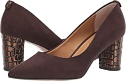 Chocolate Suede