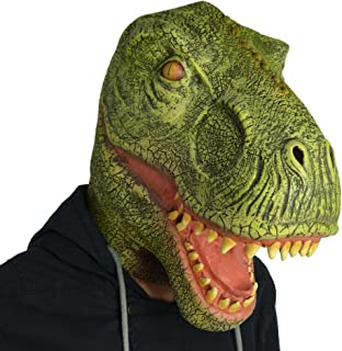 Dinosaur Mask for Halloween Costume Party Decorations, Halloween Props, Halloween Supplies