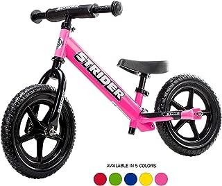 Strider - 12 Sport Balance Bike, Ages 18 Months to 5 Years